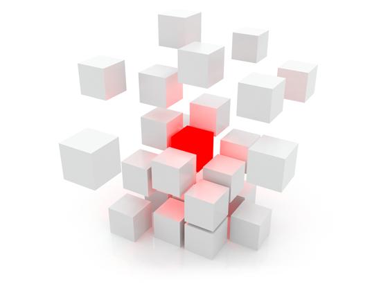 Signal red box