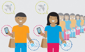 Personalization at scale marketing