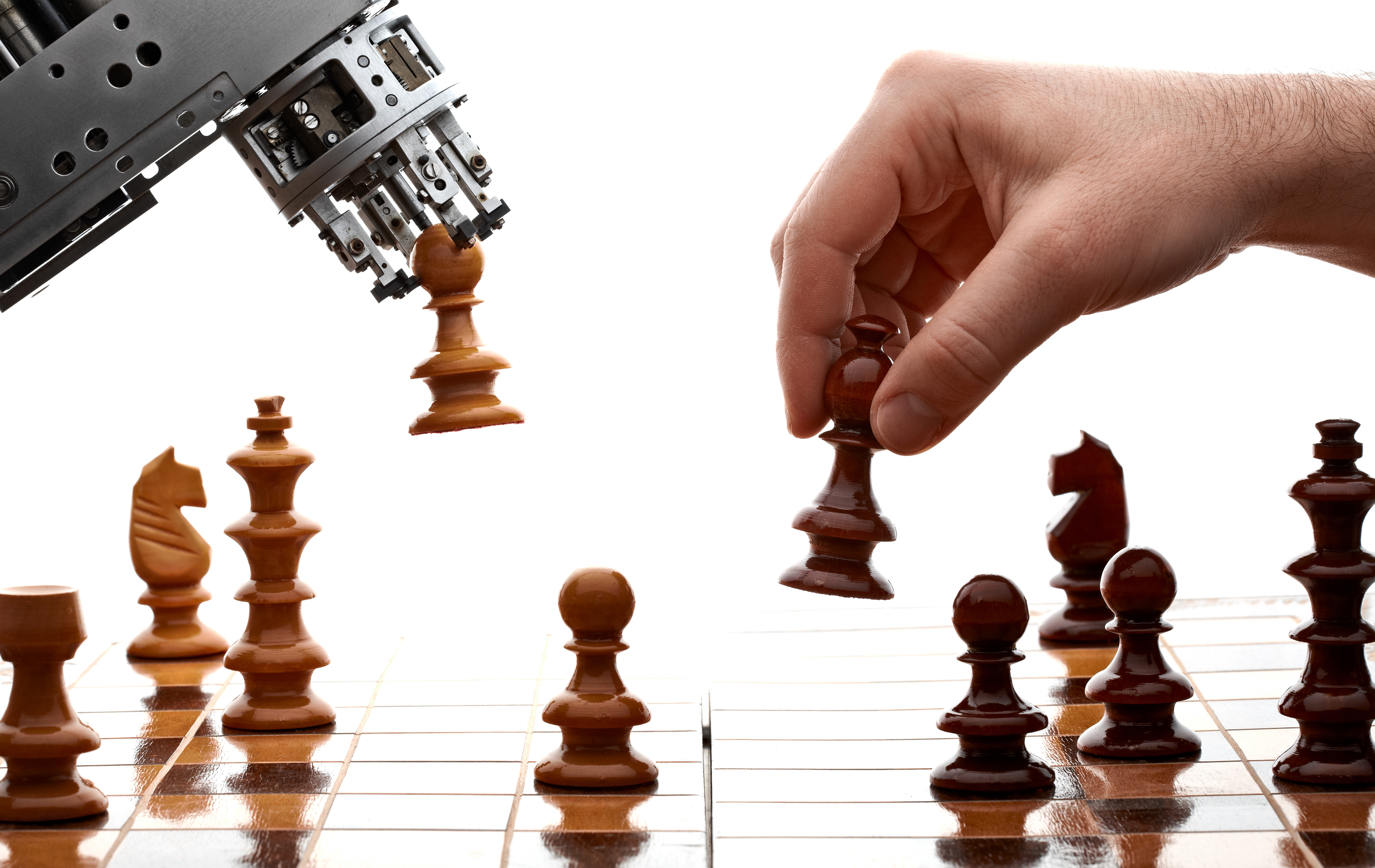 Man + Machine Chess